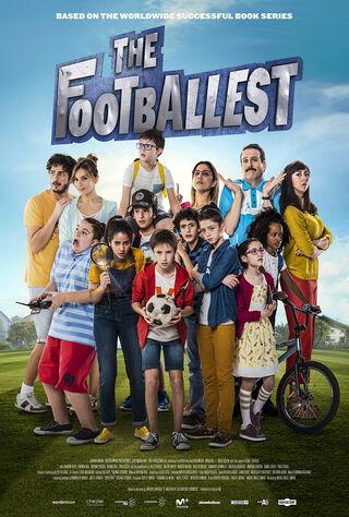 The Footballest (2018) Main Poster