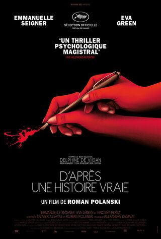 D'après Une Histoire Vraie (2017) Main Poster