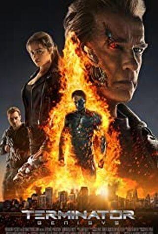 Terminator Genisys (2015) Main Poster