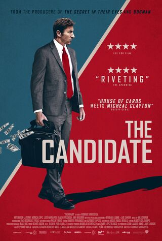 The Candidate (2018) Main Poster