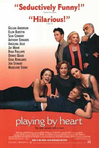 Playing By Heart (1999) Main Poster