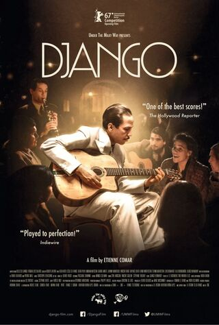 Django (2018) Main Poster