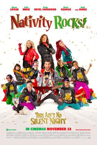 Nativity Rocks! (2018) Main Poster