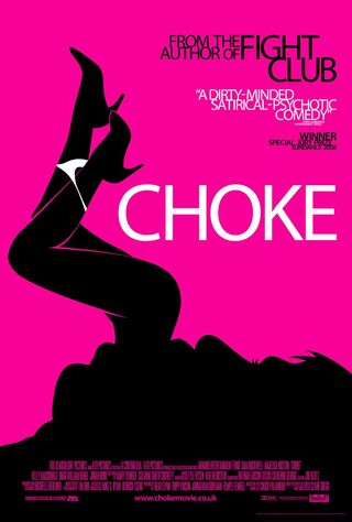 Choke (2008) Main Poster