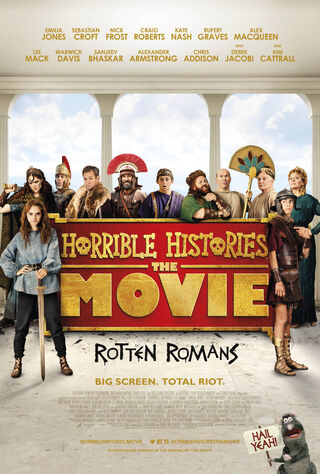 Horrible Histories: The Movie - Rotten Romans (2019) Main Poster