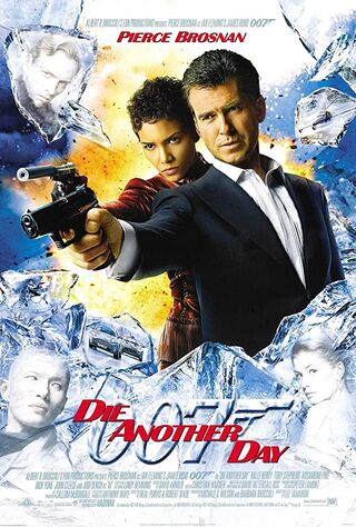 Die Another Day (2002) Main Poster