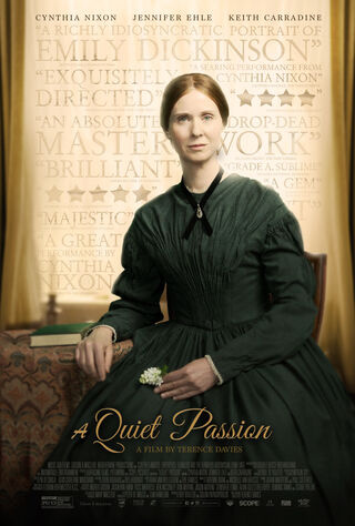 A Quiet Passion (2017) Main Poster