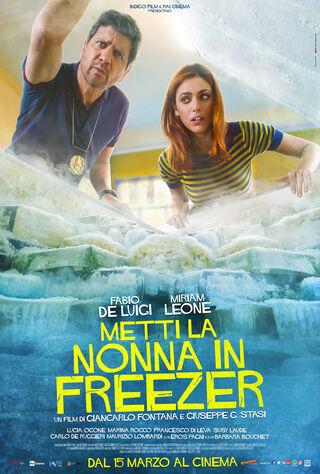 Put Grandma In The Freezer (2018) Main Poster