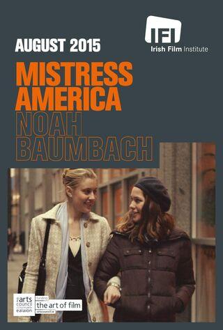 Mistress America (2015) Main Poster