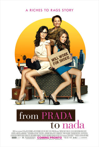 From Prada To Nada (2011) Main Poster