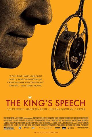 The King's Speech (2010) Main Poster