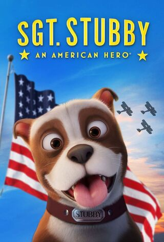 Sgt. Stubby: An American Hero (2018) Main Poster