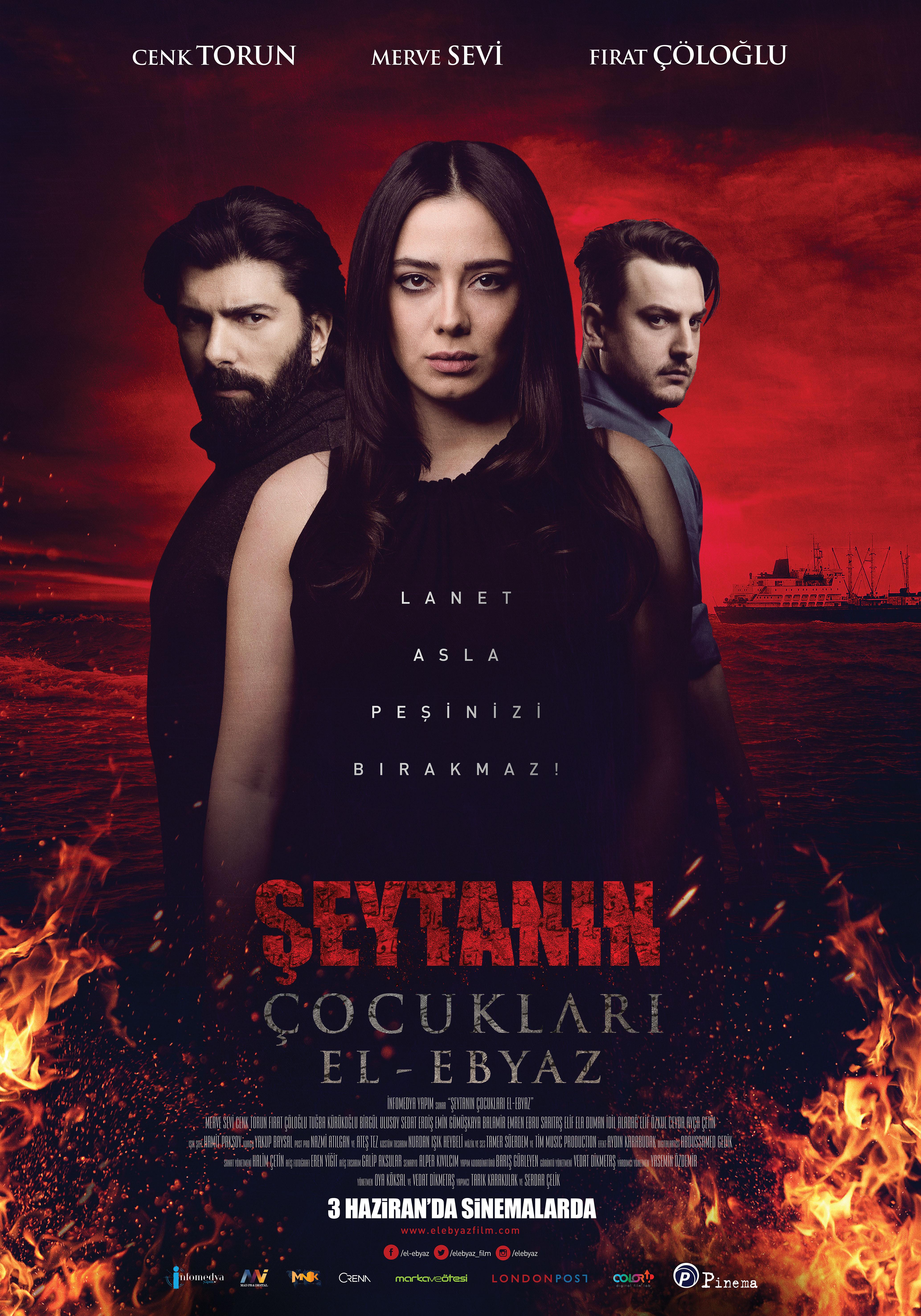 Yildizlar Da Kayar: Das Borak (2016) Main Poster