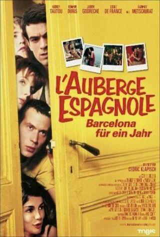 L'auberge Espagnole (2003) Main Poster