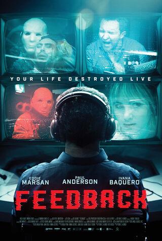 Feedback (2019) Main Poster