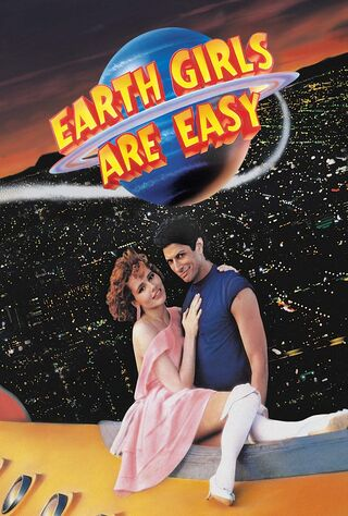 Earth Girls Are Easy (1989) Main Poster