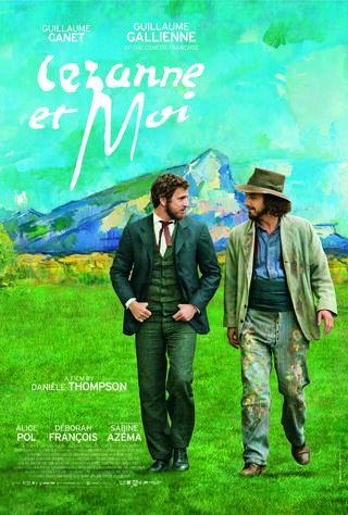 Cezanne Et Moi (2017) Main Poster