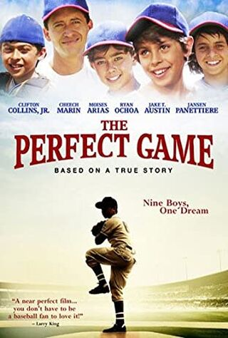 The Perfect Game (2010) Main Poster