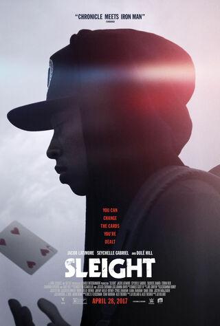 Sleight (2017) Main Poster