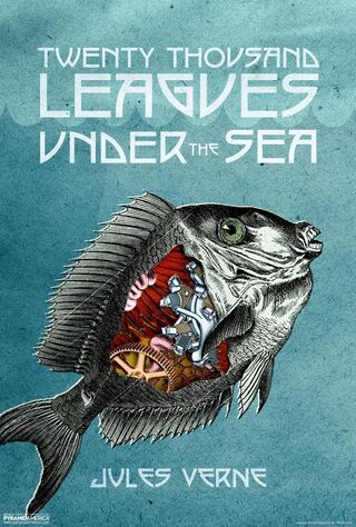 Happy Little Submarine: 20000 Leagues Under The Sea (2018) Main Poster