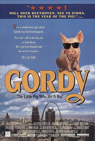 Gordy (1995) Main Poster