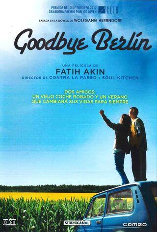 Goodbye Berlin (2016) Main Poster
