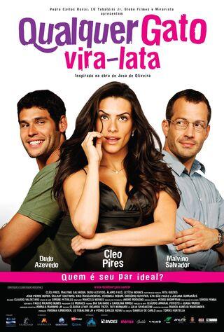 Qualquer Gato Vira-Lata (2011) Main Poster