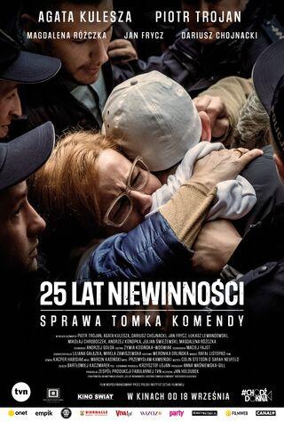 25 Lat Niewinnosci. Sprawa Tomka Komendy (2020) Main Poster
