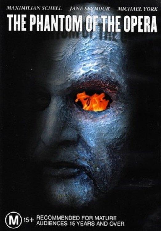 The Phantom Of The Opera (1989) Main Poster