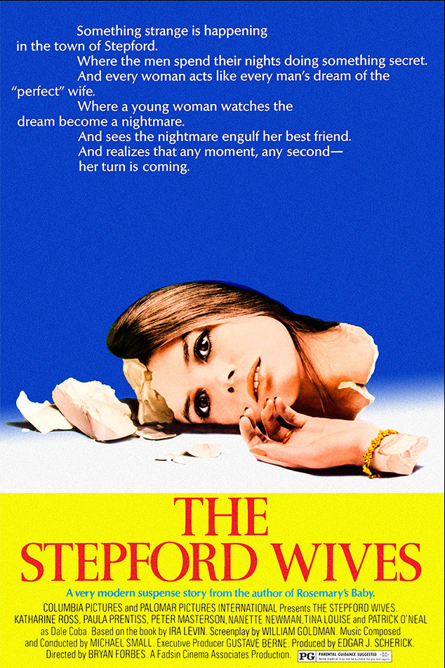 The Stepford Wives (1975) Main Poster