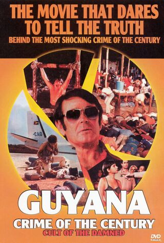 Guyana: Cult Of The Damned (1980) Main Poster