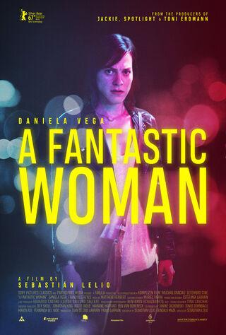 A Fantastic Woman (2018) Main Poster