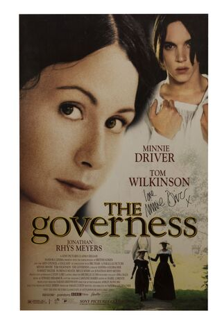 The Governess (1998) Main Poster