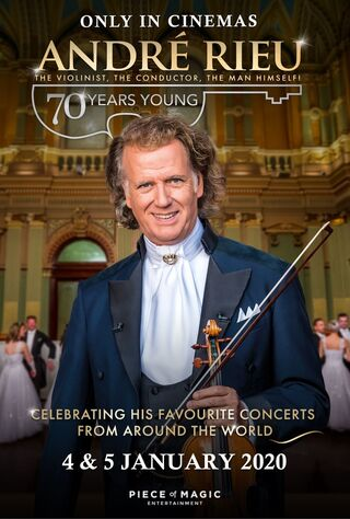 André Rieu - 70 Years Young (2020) Main Poster