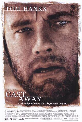 Cast Away (2000) Main Poster