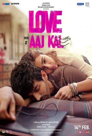 Love Aaj Kal (2020) Main Poster