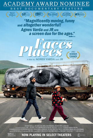 Faces Places (2017) Main Poster