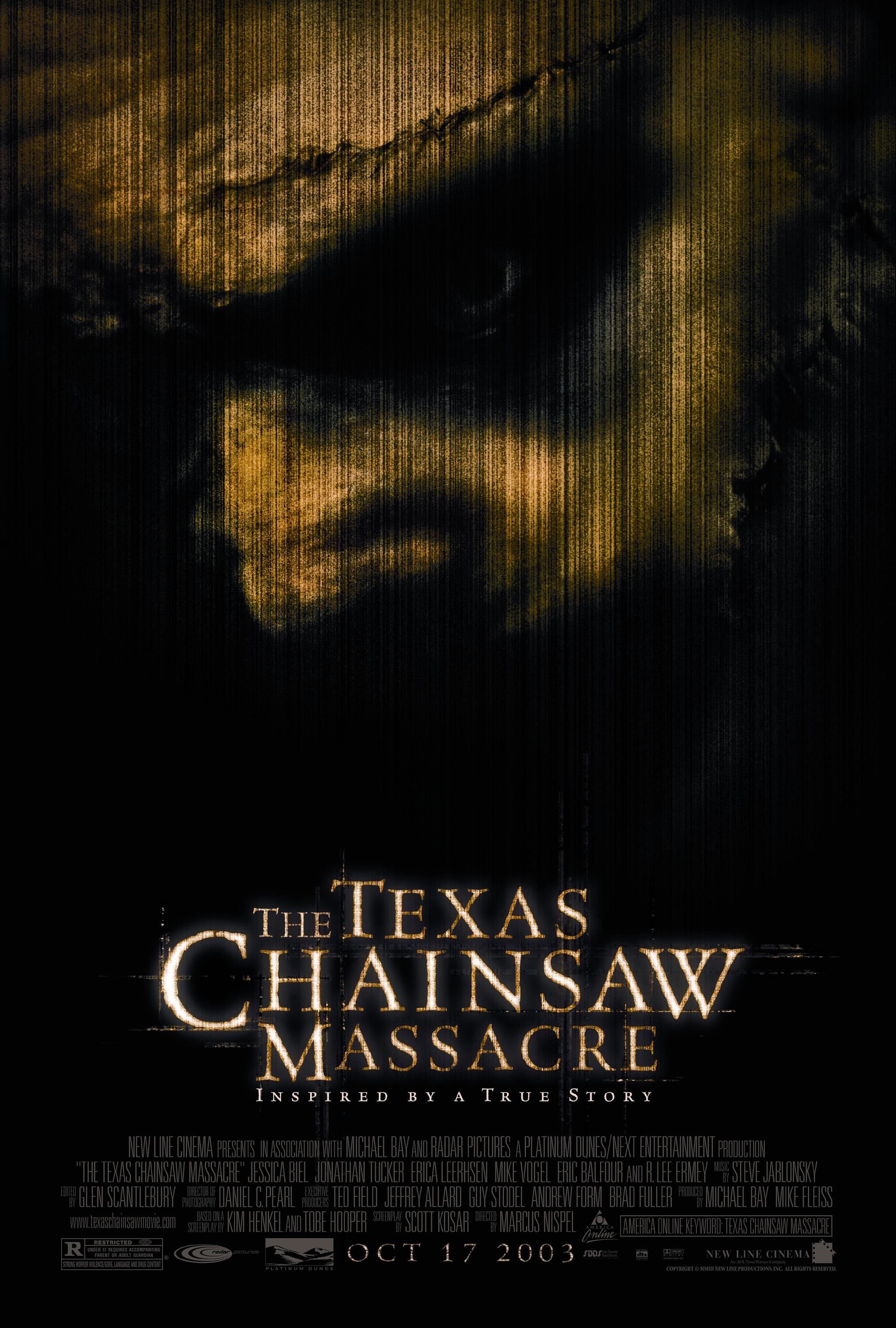 The Texas Chainsaw Massacre (2003) Main Poster