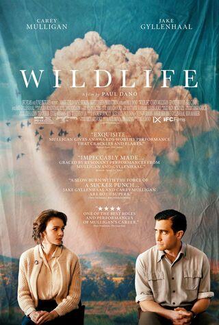 Wildlife (2019) Main Poster