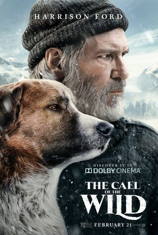 The Call Of The Wild (2020) Main Poster