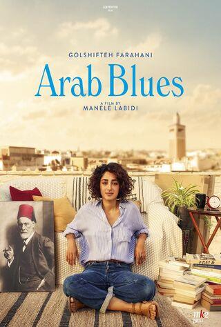 Arab Blues (2020) Main Poster