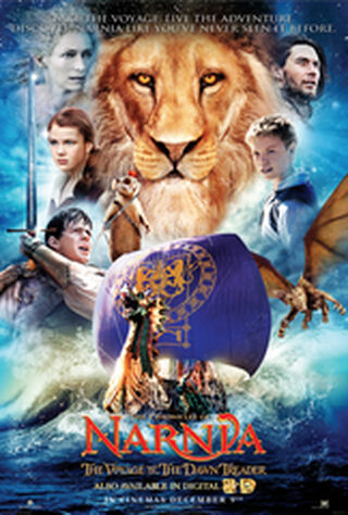 The Chronicles of Narnia: The Voyage of the Dawn Treader (2010) Main Poster