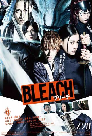 Bleach (2018) Main Poster