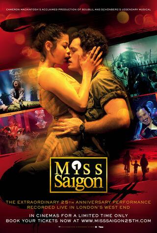 Miss Saigon: 25th Anniversary (2016) Main Poster