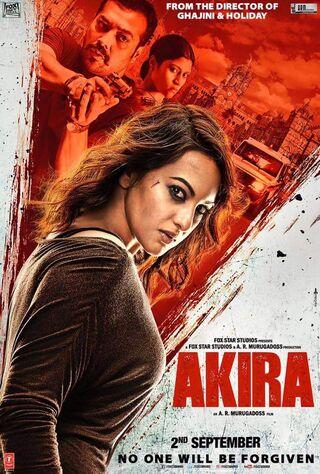 Naam Hai Akira (2016) Main Poster