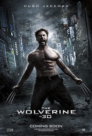 The Wolverine (2013) Main Poster