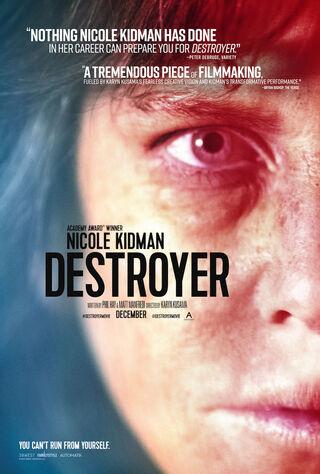 Destroyer (2018) Main Poster