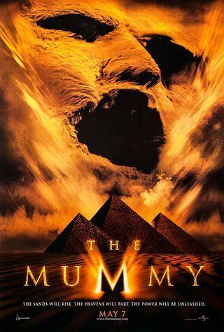 The Mummy (1999) Main Poster
