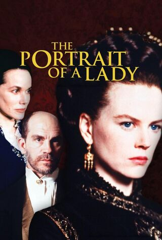 The Portrait Of A Lady (1997) Main Poster
