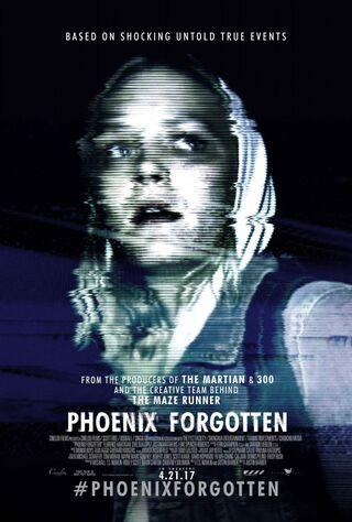 Phoenix Forgotten (2017) Main Poster